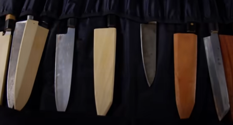 The Difference Between Chef's Knives